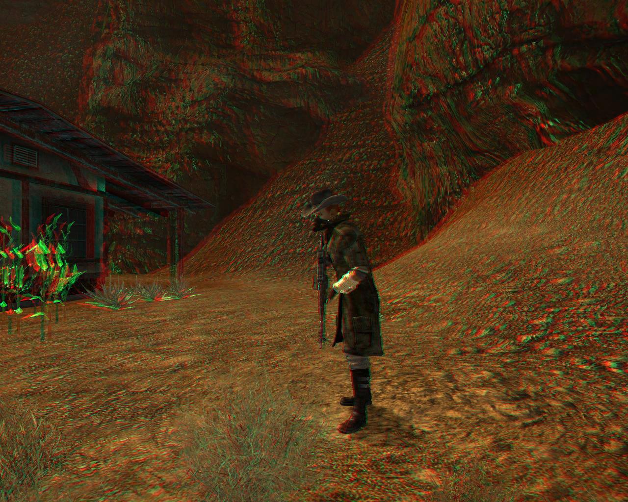 3D Fallout New Vegas - -