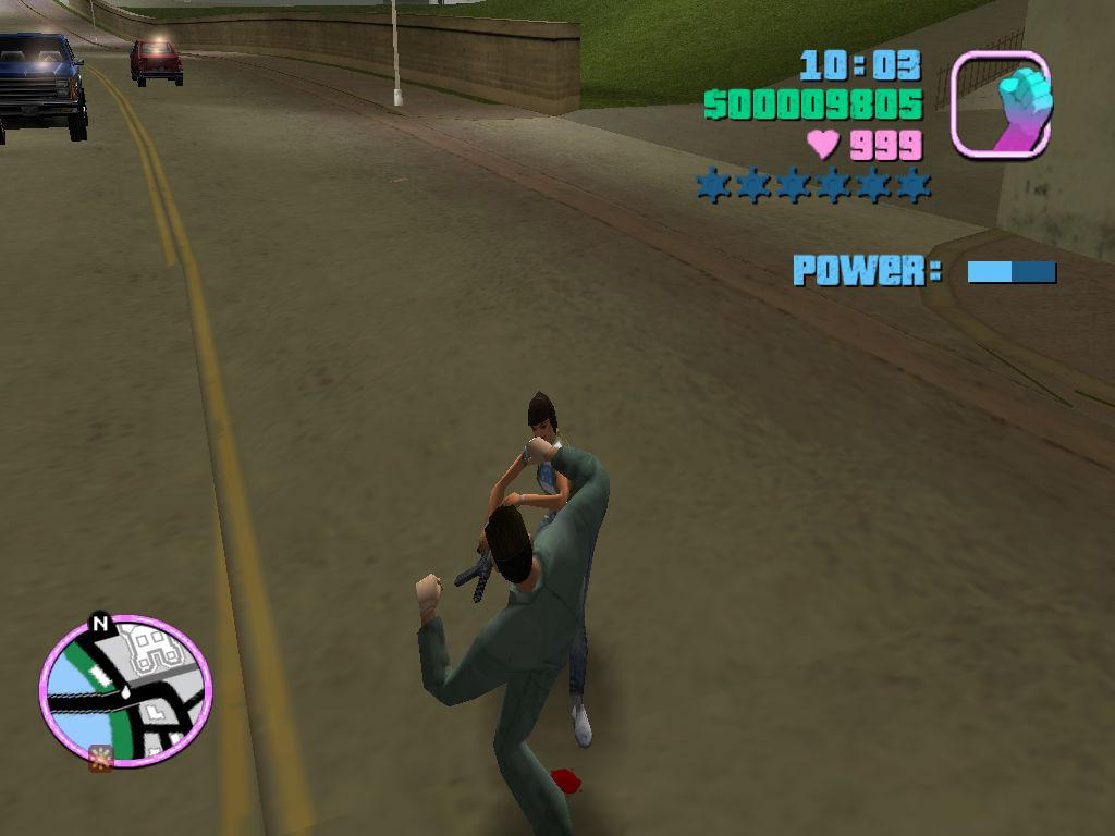 ББПЕ! - Grand Theft Auto: Vice City