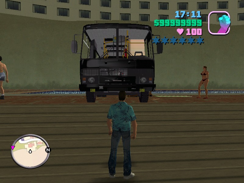 clp2 - Grand Theft Auto: Vice City