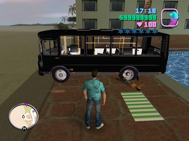 clp2 - Grand Theft Auto: Vice City