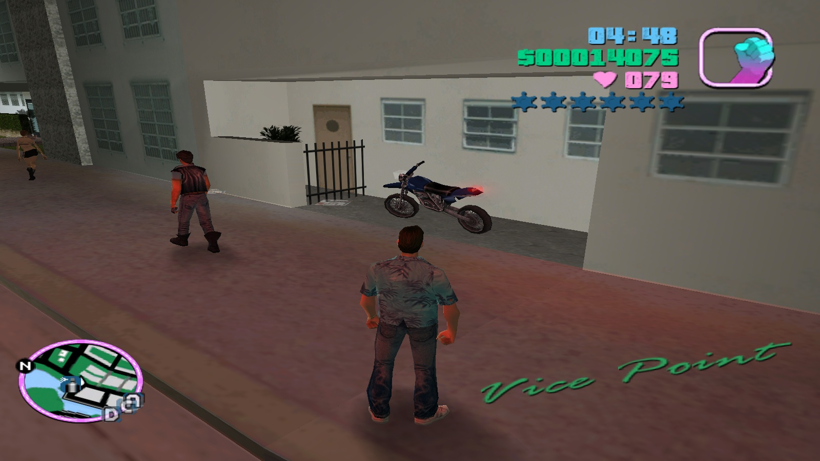 3 - Grand Theft Auto: Vice City