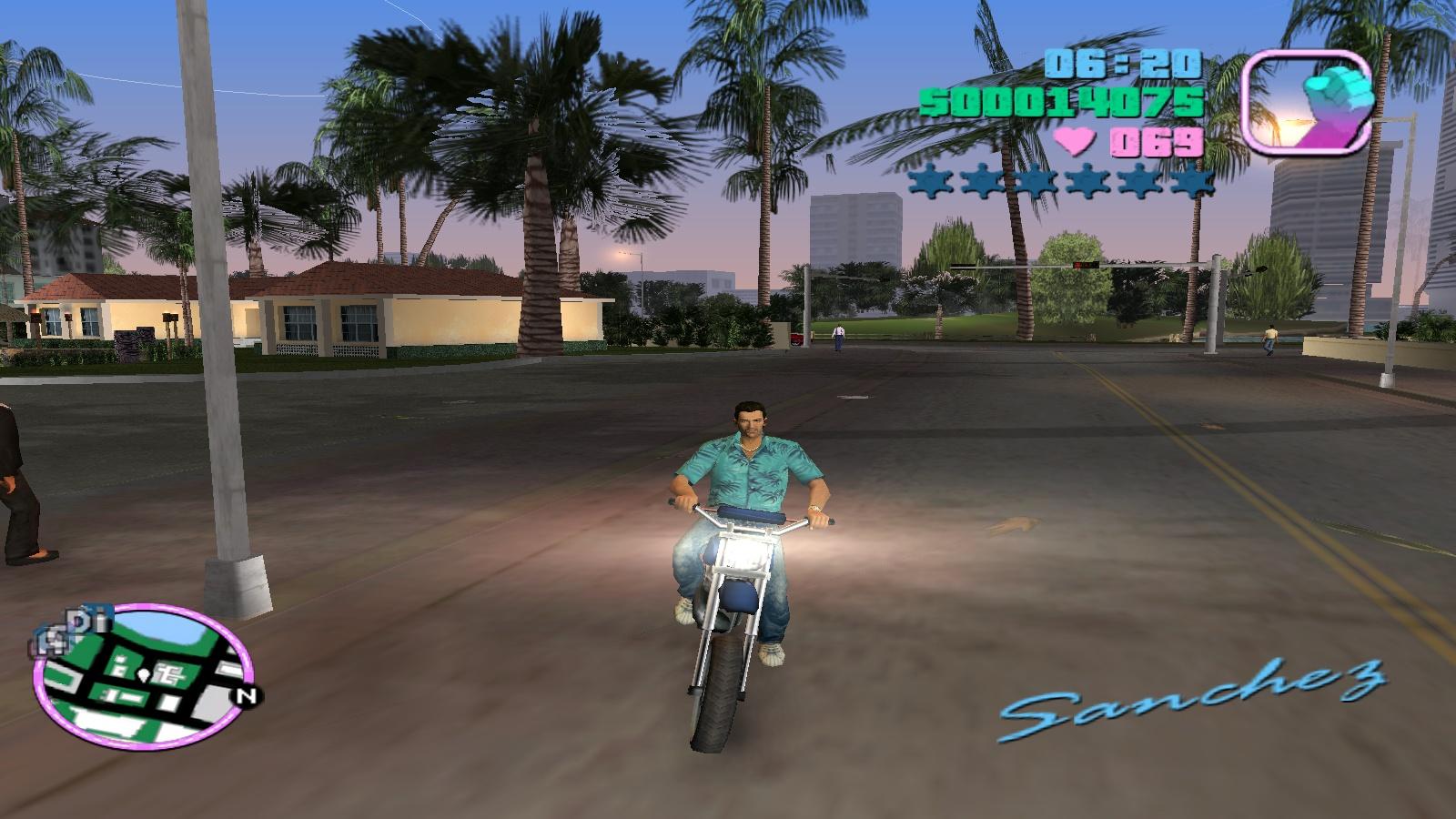 6 - Grand Theft Auto: Vice City