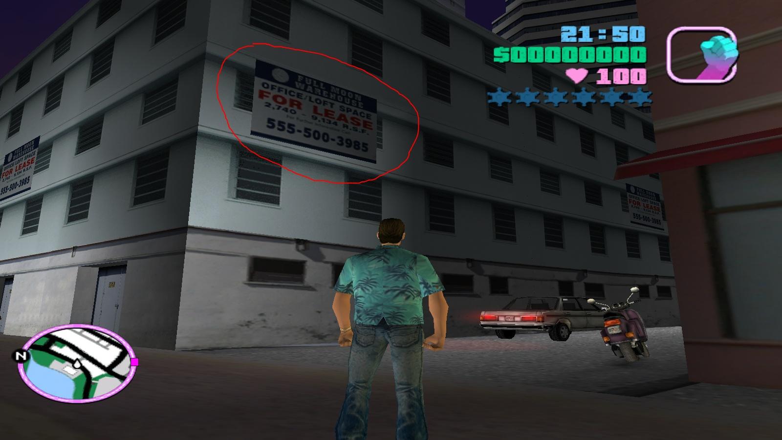 7 - Grand Theft Auto: Vice City