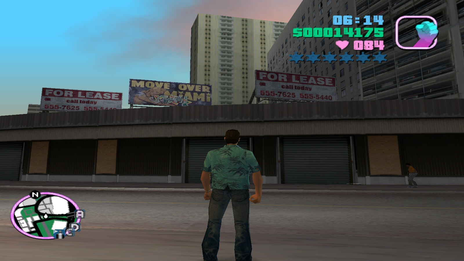 8 - Grand Theft Auto: Vice City