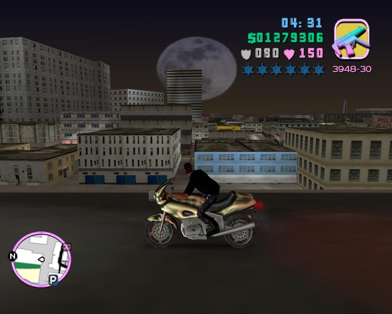 Пейзаж2 - Grand Theft Auto: Vice City