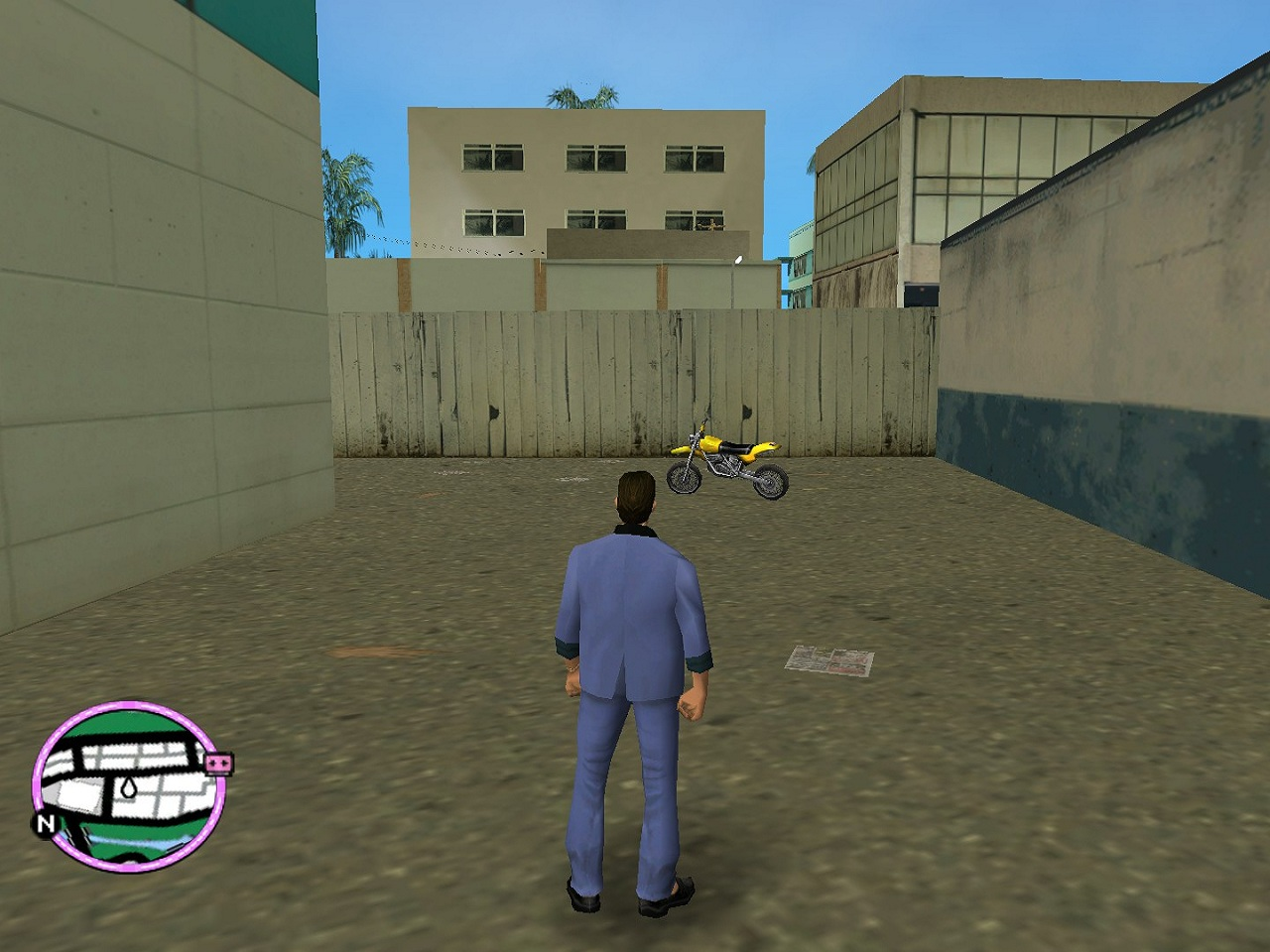 Ответ - Grand Theft Auto: Vice City Гамес