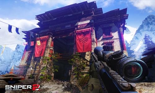 Sniper: Ghost Warrior 2 - Sniper: Ghost Warrior 2 шапка