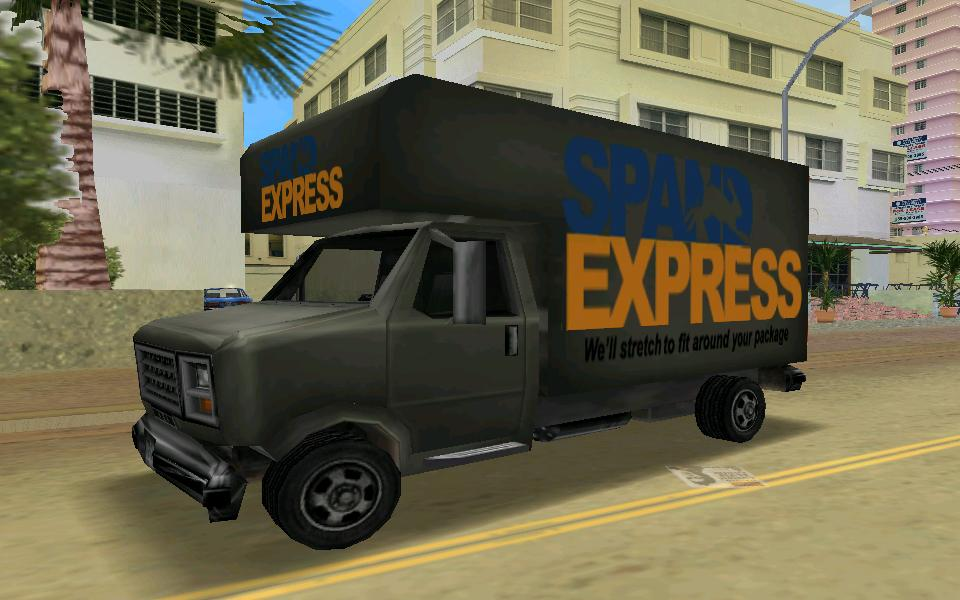 Spand Express - Grand Theft Auto: Vice City