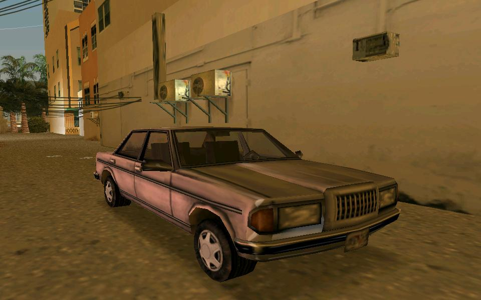 FI Admiral - Grand Theft Auto: Vice City