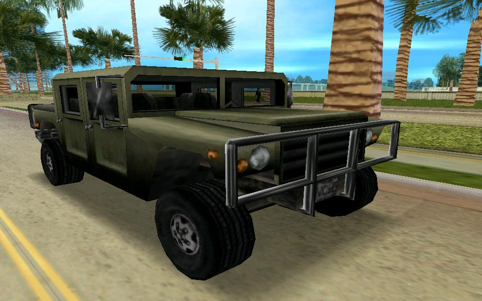 uc2 Patriot - Grand Theft Auto: Vice City