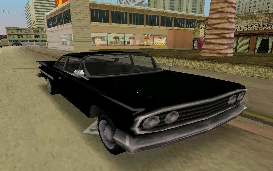 UC Voodoo - Grand Theft Auto: Vice City