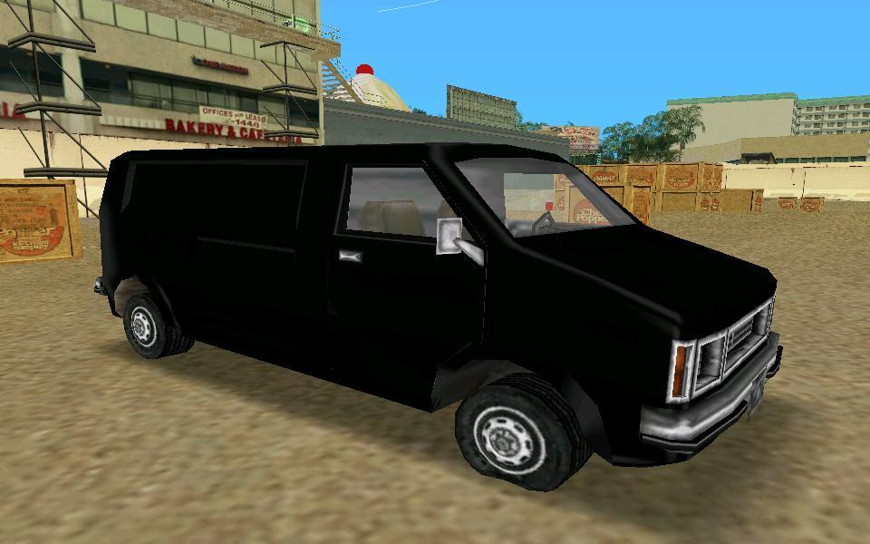 UC Pony - Grand Theft Auto: Vice City