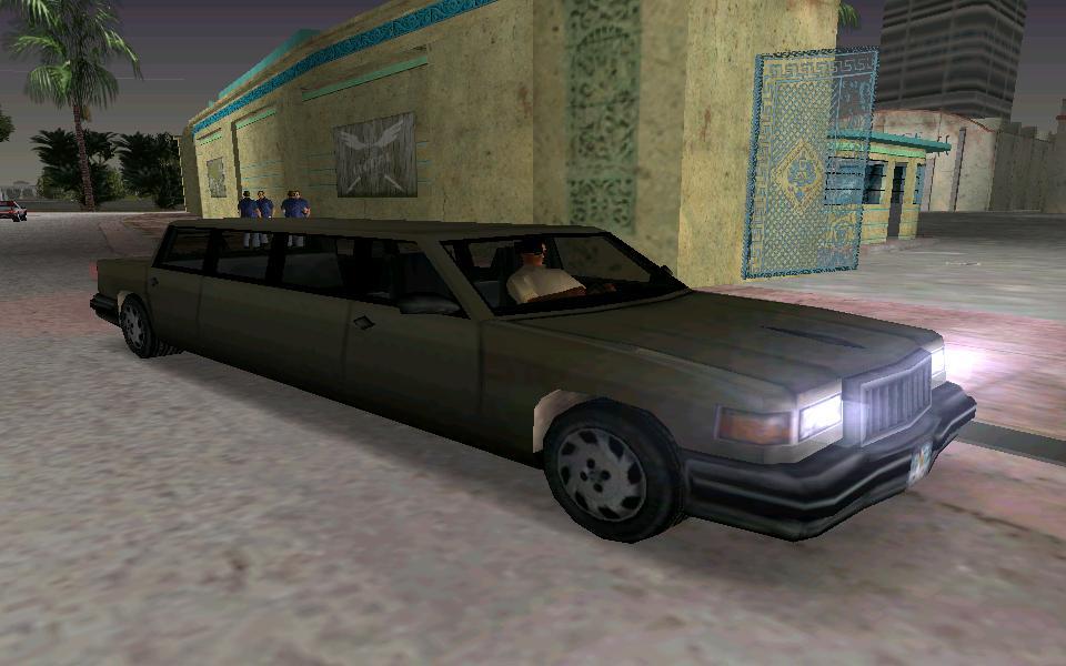 UC Stretch - Grand Theft Auto: Vice City