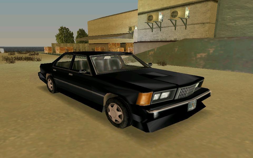 UC Sentinel - Grand Theft Auto: Vice City
