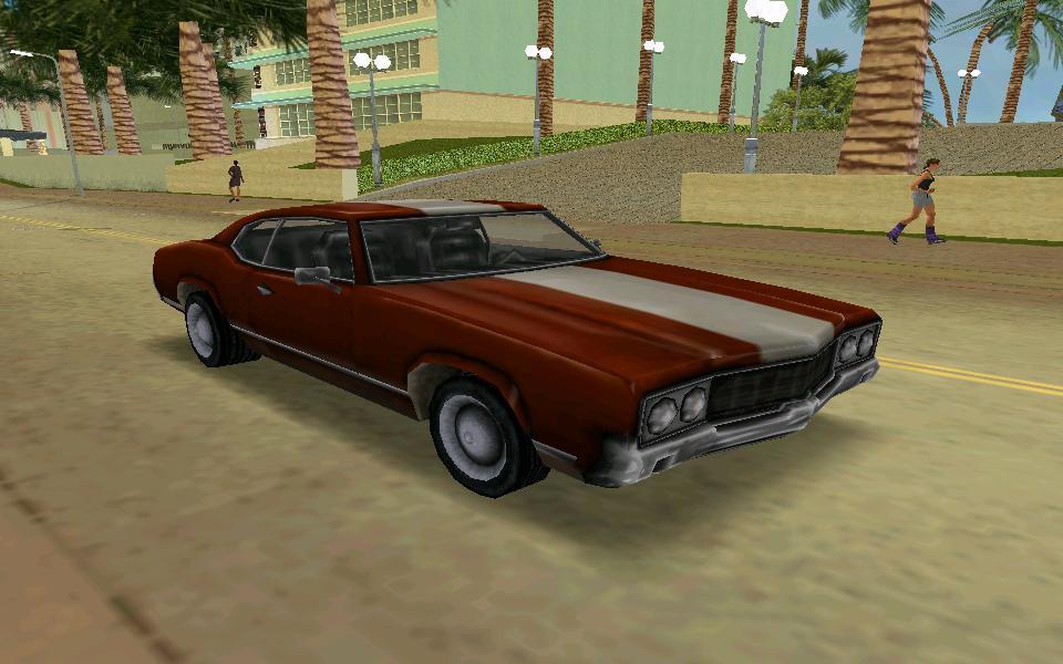 BP/EP/FP/MP Sabre Turbo - Grand Theft Auto: Vice City