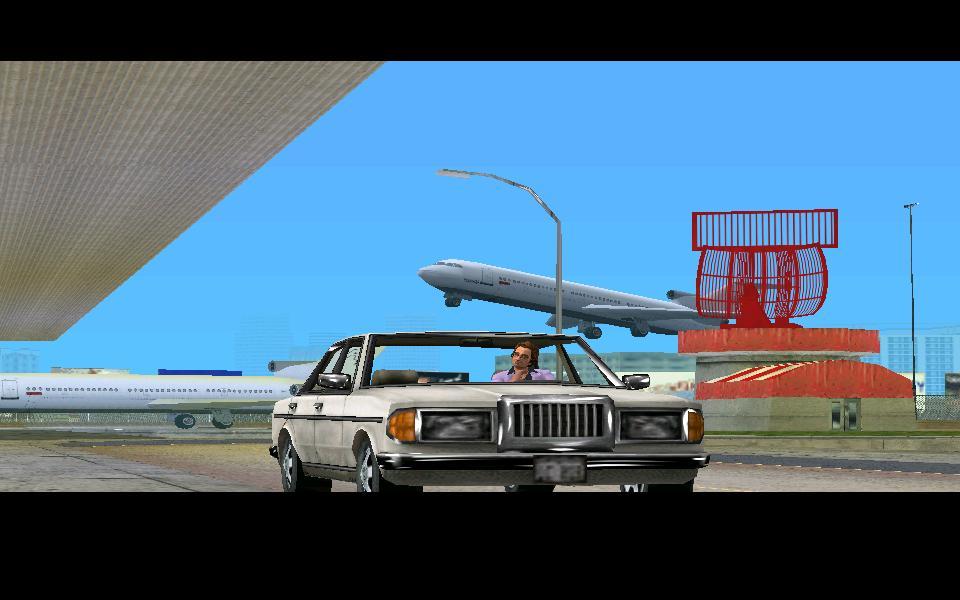 Высоко детализированный Admiral - Grand Theft Auto: Vice City