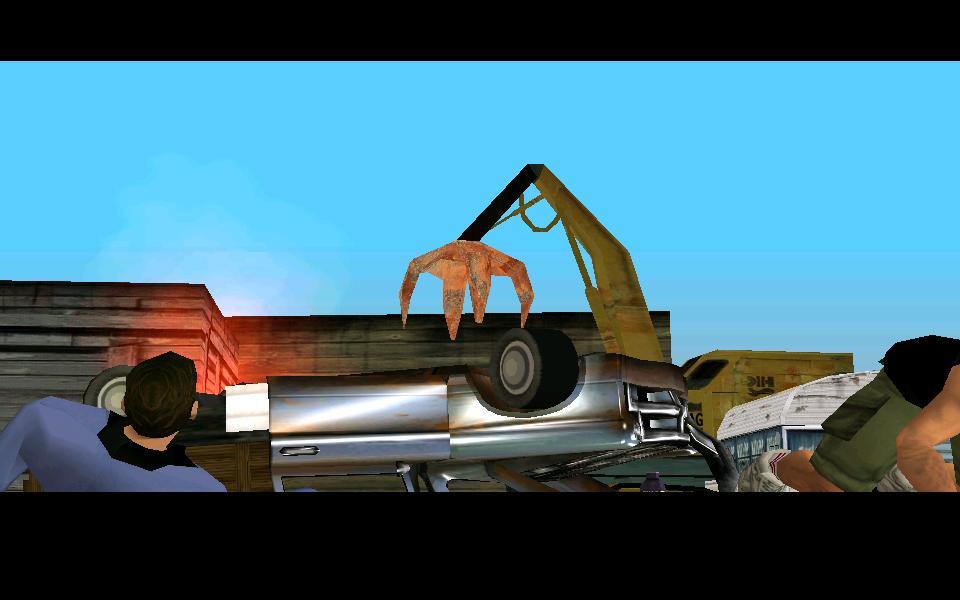 Ржавый Walton - Grand Theft Auto: Vice City