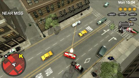 GTA CW - Grand Theft Auto: Chinatown Wars