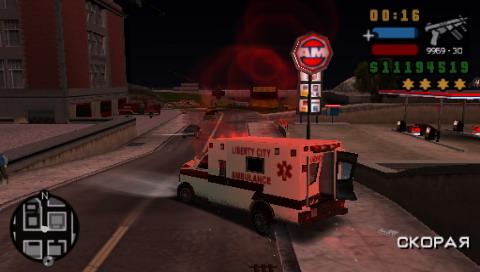 GTA Liberty City stories - Grand Theft Auto: Liberty City Stories