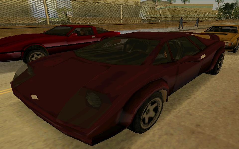 FP Infernus - Grand Theft Auto: Vice City