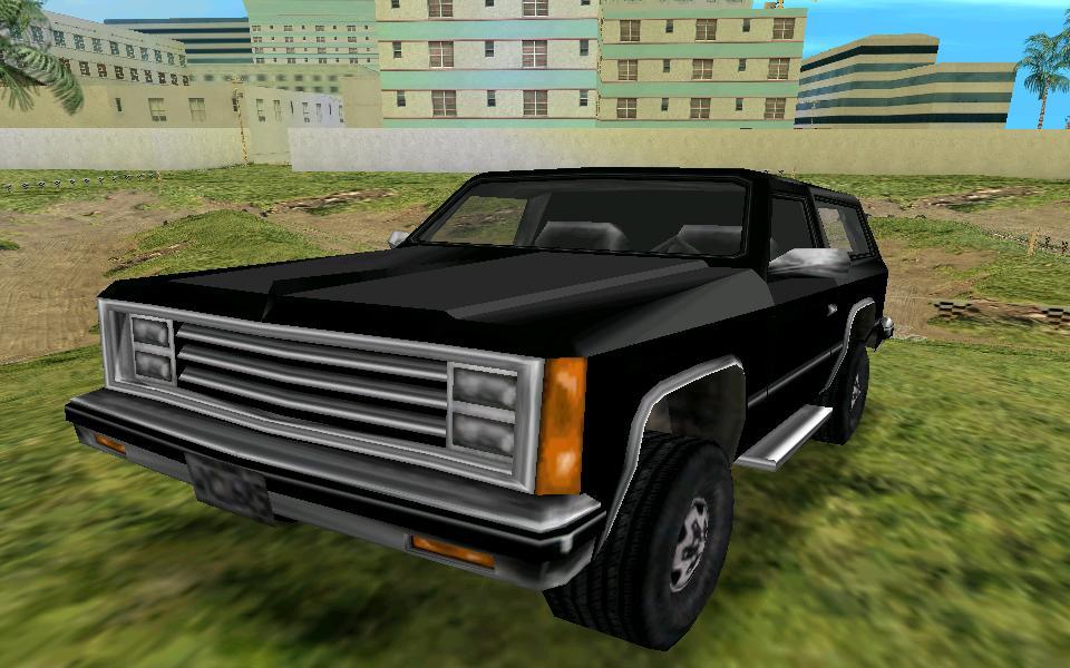 Чёрный Rancher - Grand Theft Auto: Vice City