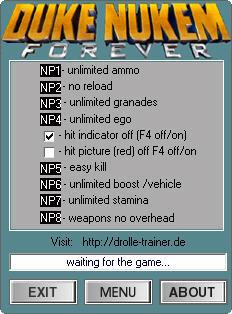скачать Duke Nukem Forever читы на - фото 2
