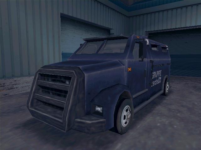 UC Securicar - Grand Theft Auto 3