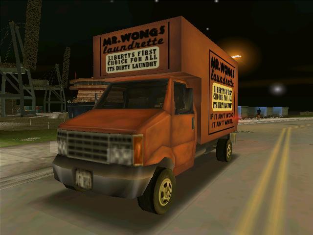 Mr.Wongs - Grand Theft Auto 3
