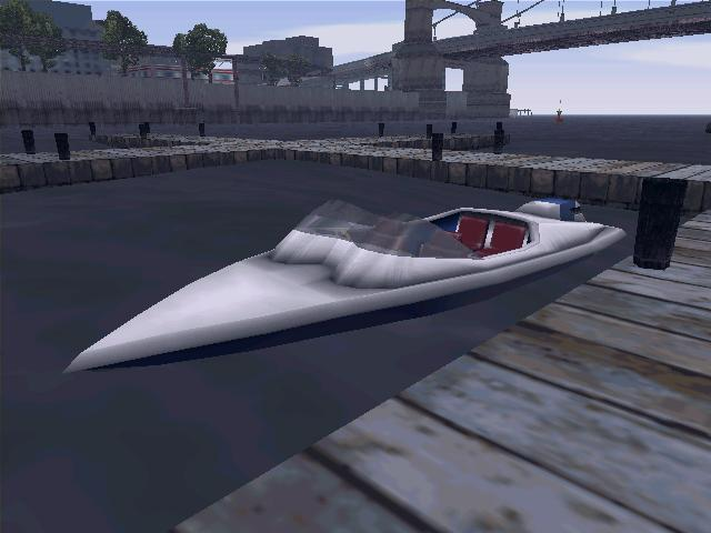 Speeder - Grand Theft Auto 3