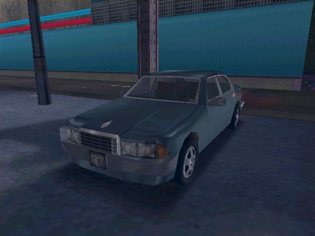 Sentinel - Grand Theft Auto 3