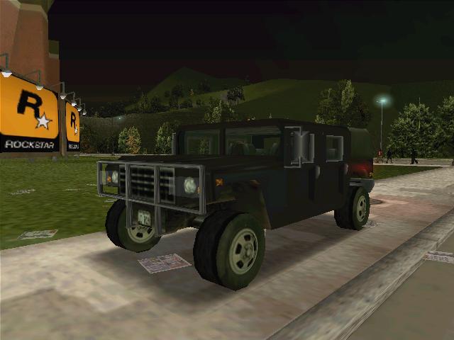 Patriot - Grand Theft Auto 3