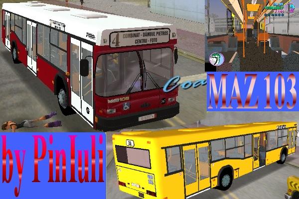 MAZ - Grand Theft Auto: Vice City