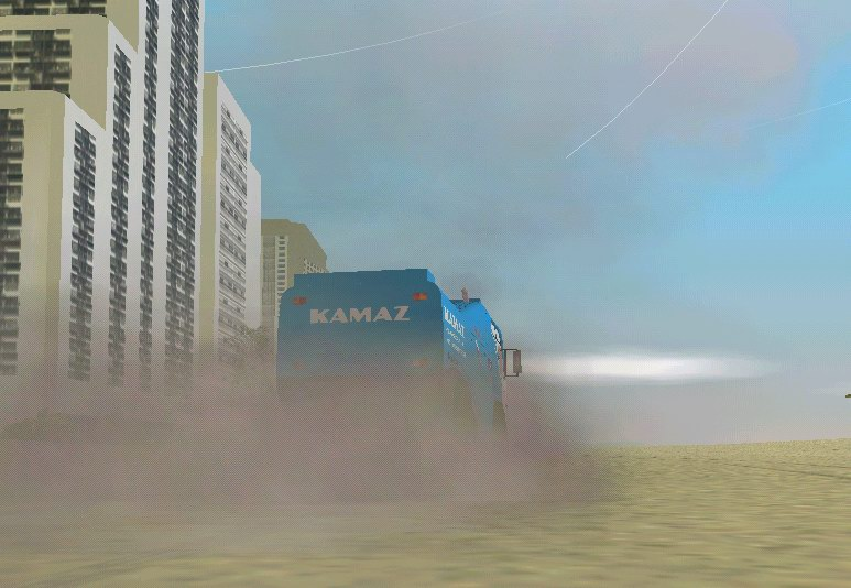 kamaz_master2 - Grand Theft Auto: Vice City