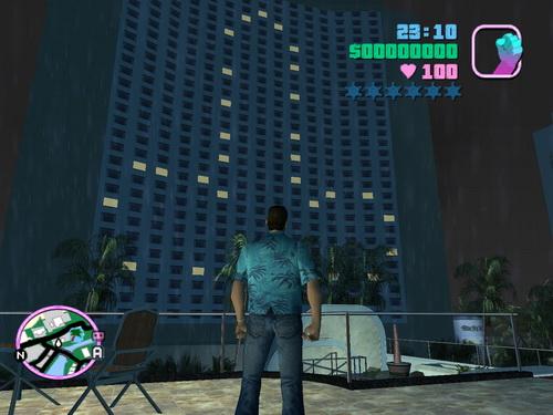 prick:) - Grand Theft Auto: Vice City Юмор