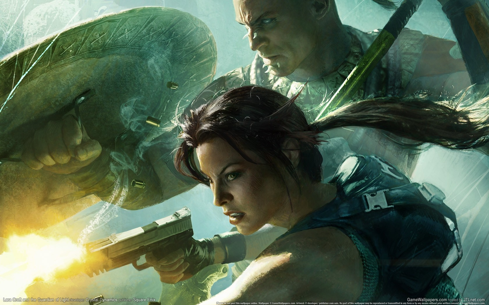 wallpaper_lara_croft_and_the_guardian_of_light_01_1680x1050.jpg - Lara Croft and the Guardian of Light