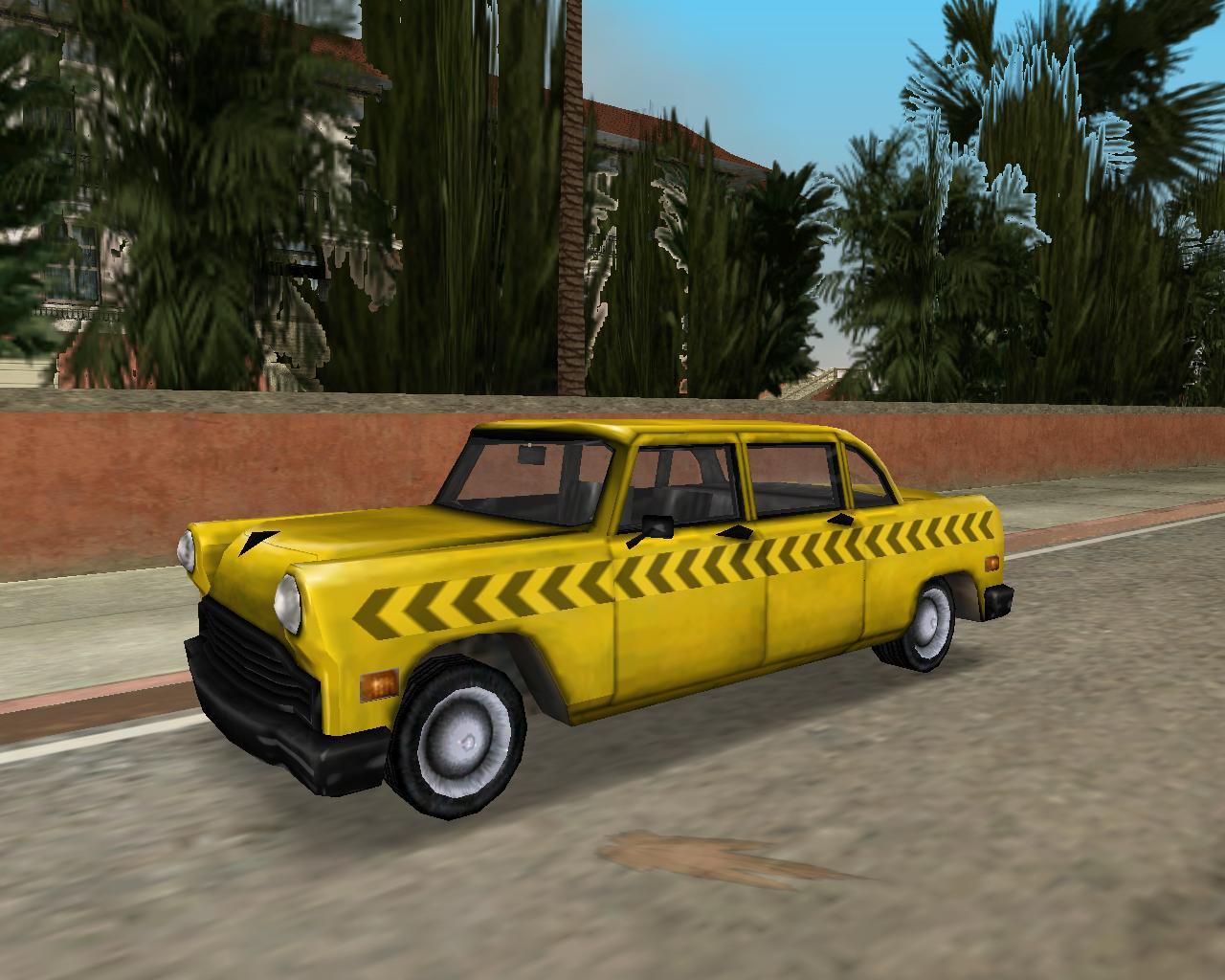 NE Cabbie - Grand Theft Auto: Vice City