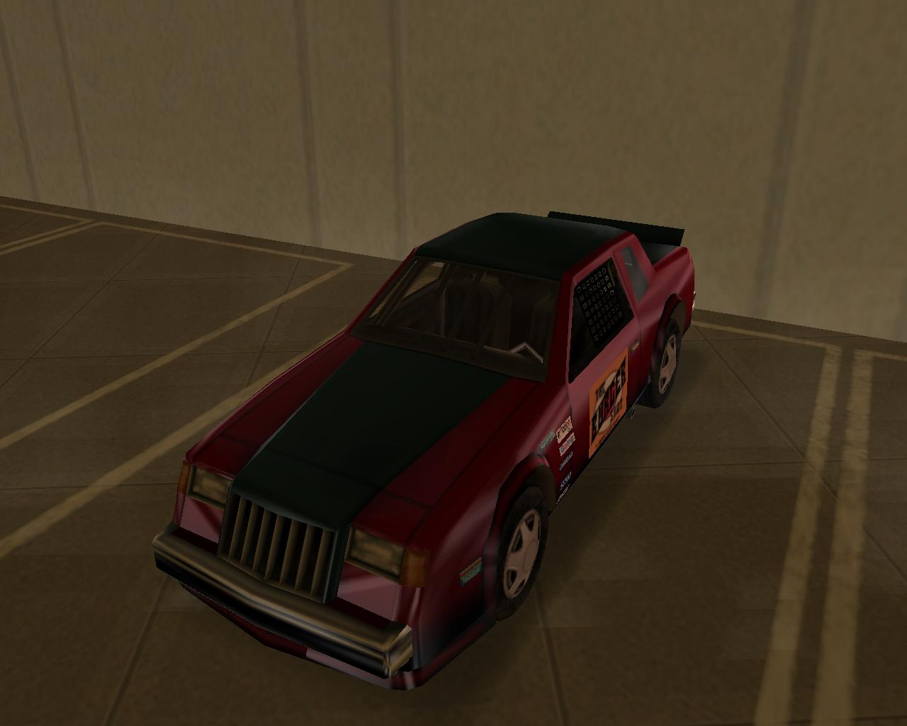 EP/FP Hotring Racer B - Grand Theft Auto: Vice City