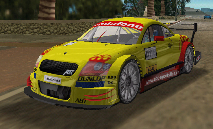Audi TTR DTM - Grand Theft Auto: Vice City