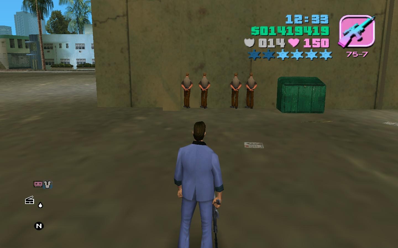 наказаны - Grand Theft Auto: Vice City
