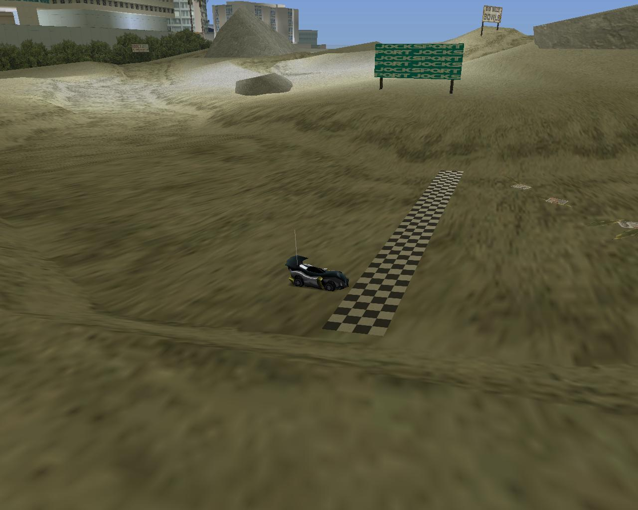 UC RC Bandit - Grand Theft Auto: Vice City