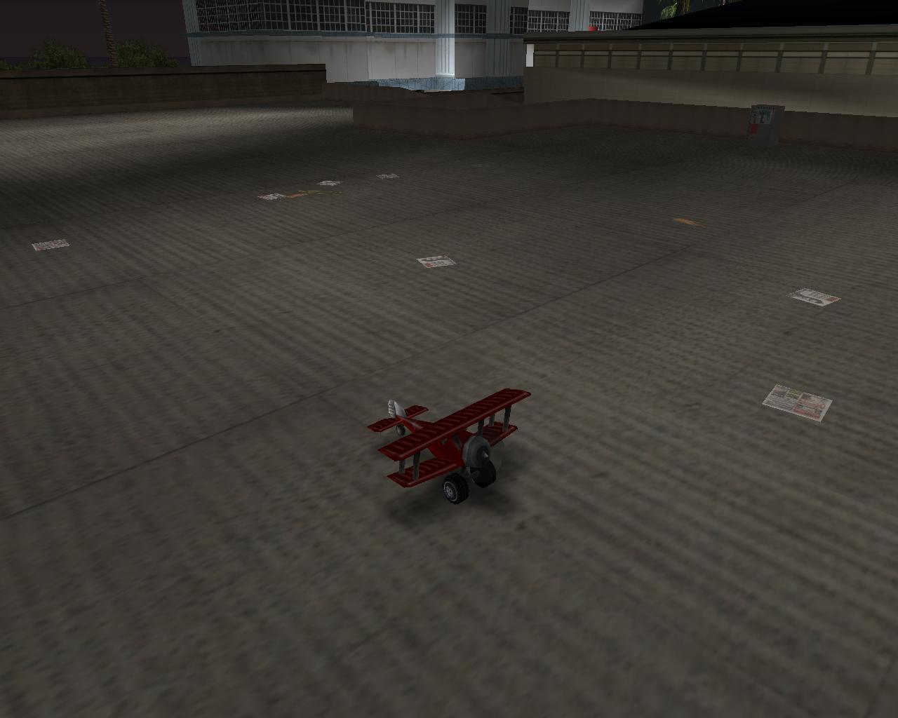 RC Baron - Grand Theft Auto: Vice City