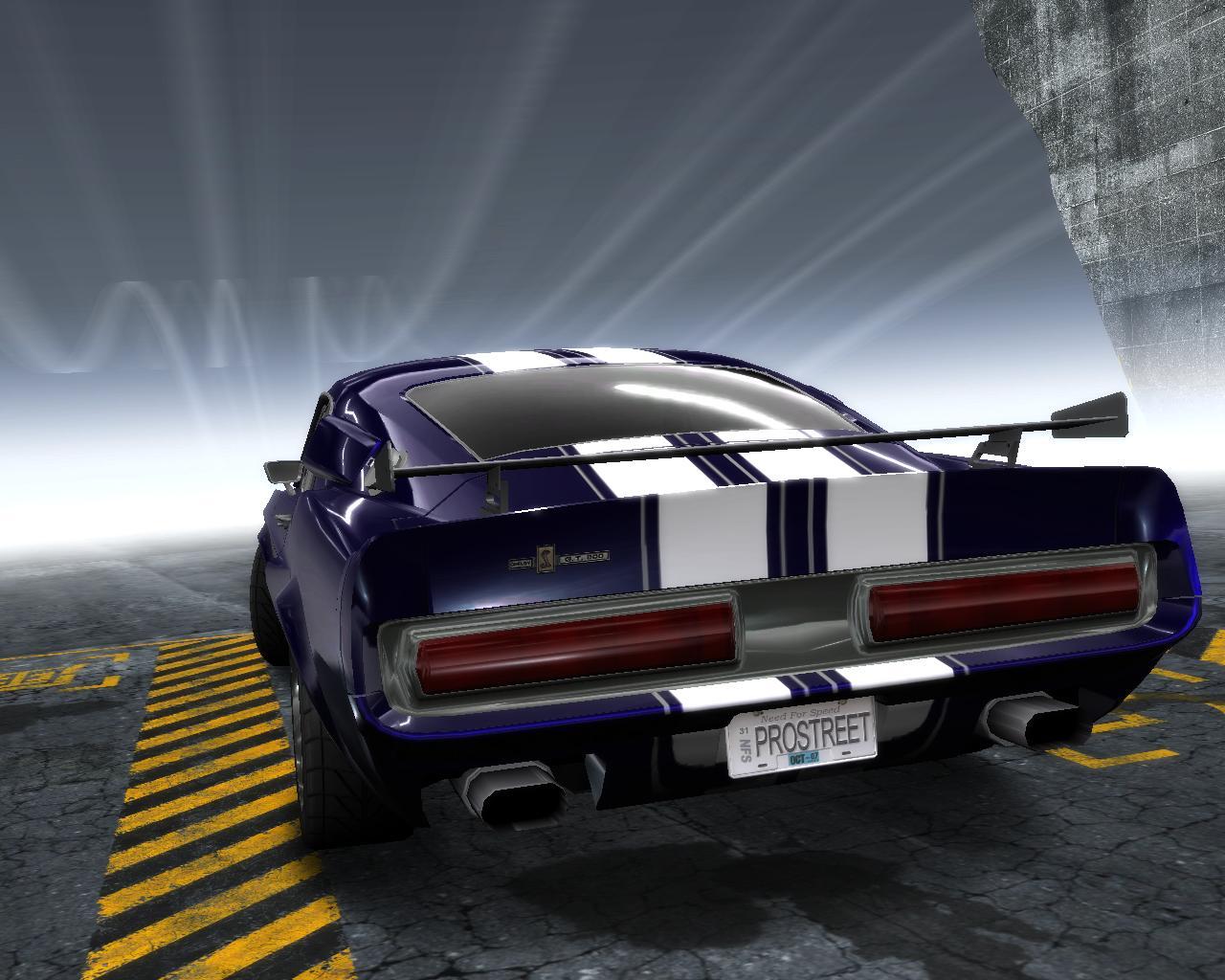 MY GT500 - -