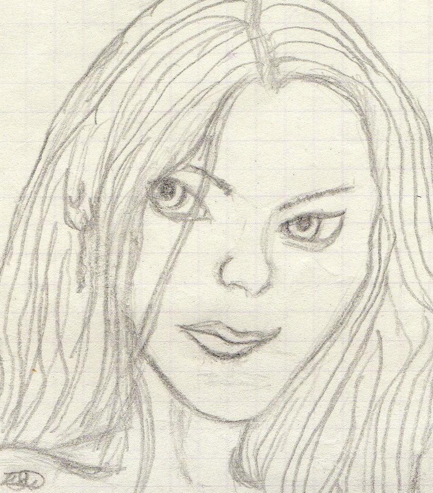 Портрет К. - -