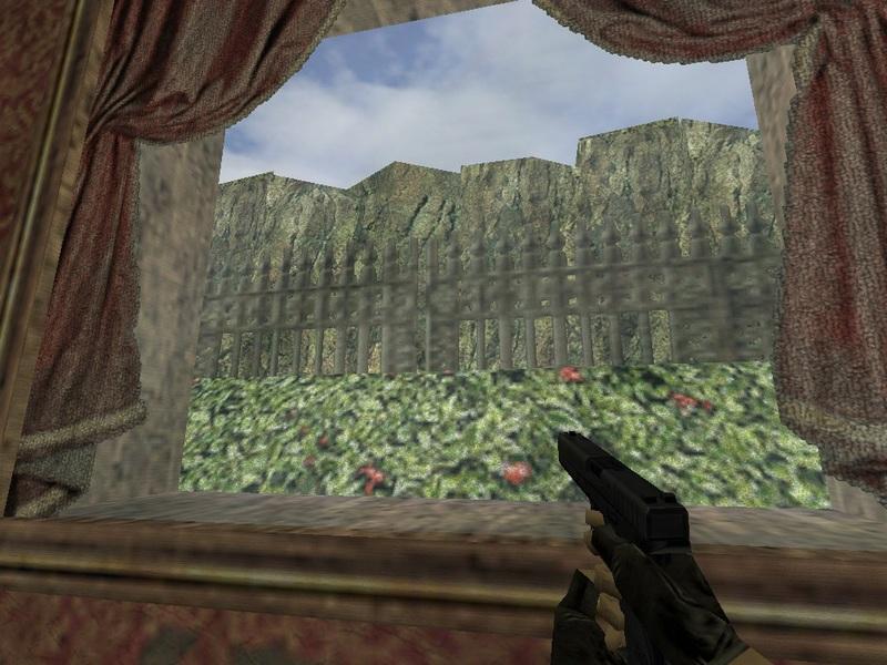 aim_glock_HQ; ссылка в ключевых словах - Counter-Strike