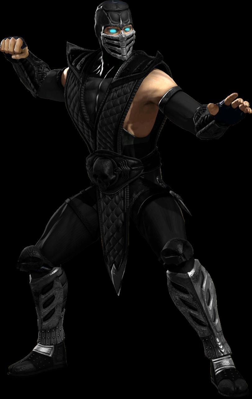 noob_saibot_render_mkvsdc - Mortal Kombat vs. DC Universe