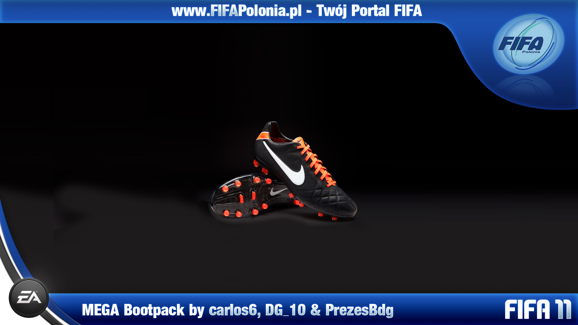 bootpack - FIFA 11