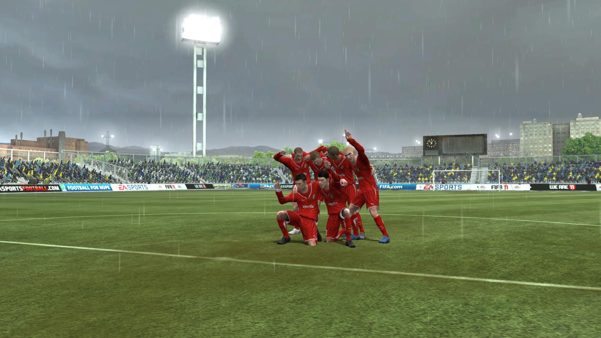фифа - FIFA 11