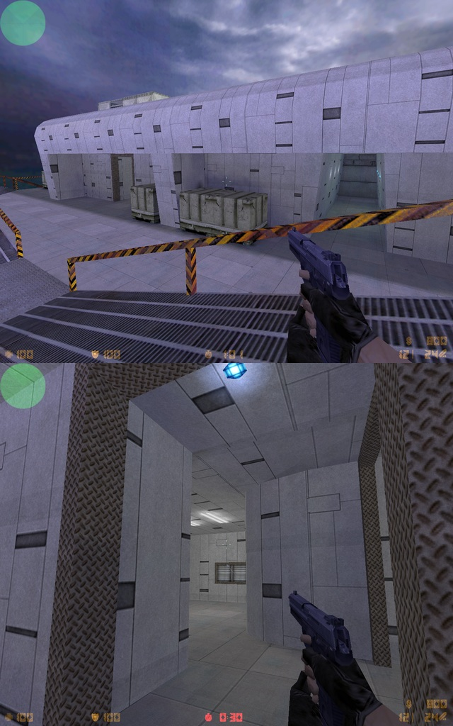 aim_usp_HQ (см. ключевые слова) - Counter-Strike