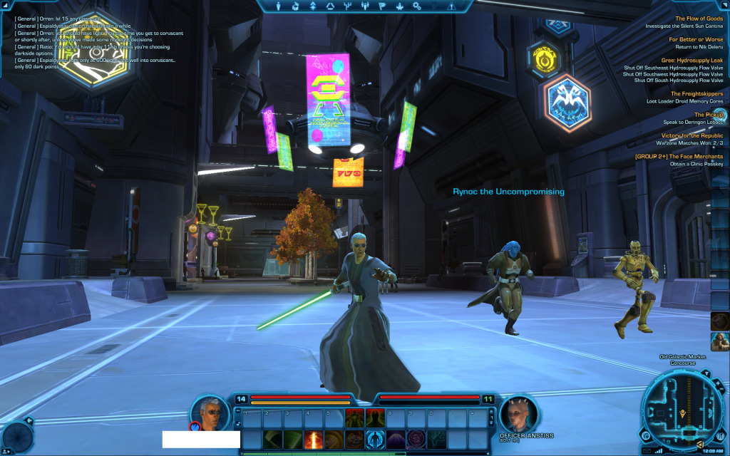 3 - Star Wars: The Old Republic