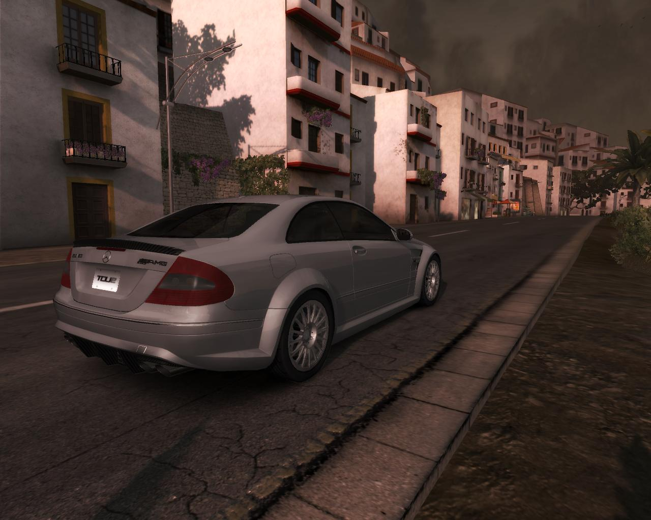 Mercedes-Benz CLK 63 AMG Black Series - Test Drive Unlimited 2 Mercedes-Benz CLK 63 AMG Black Series